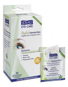Dr Fischer Eye Care Wipes