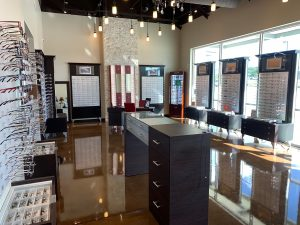 New Braunfels glasses store