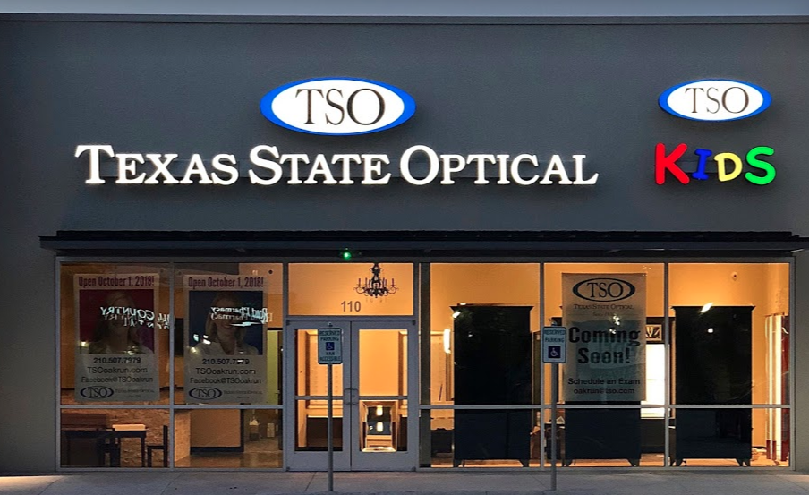 New Braunfels optical store