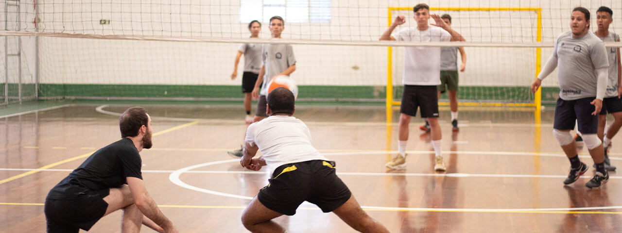 Sports Vision Training for Volleyball