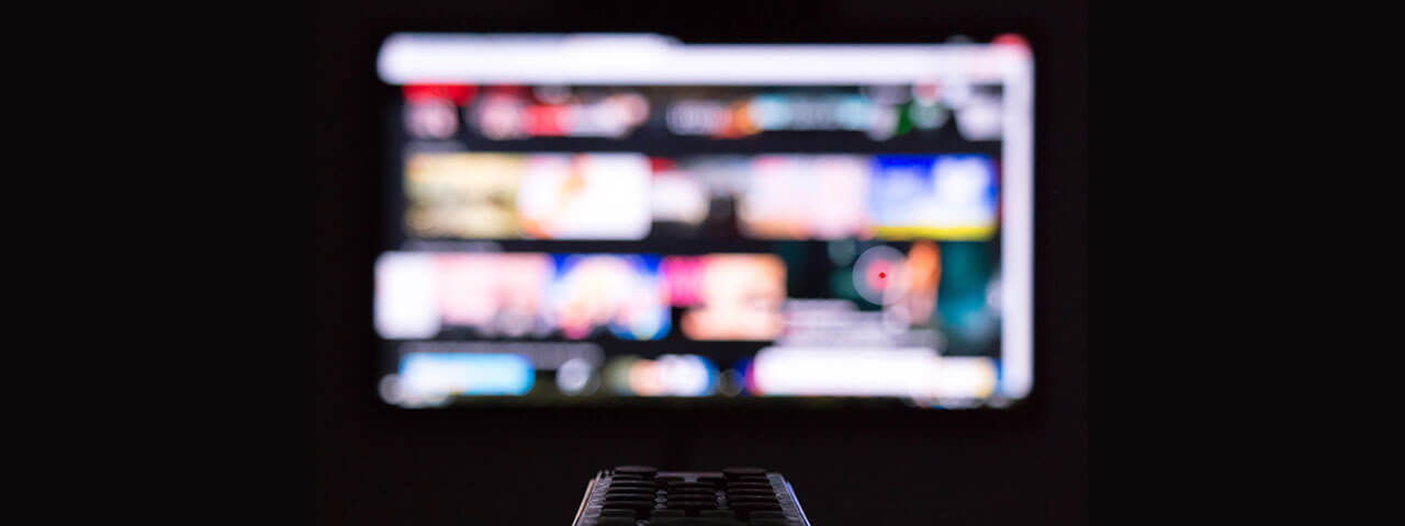 Watching TV With Diabetic Retinopathy