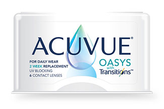 ACUVUE® OASYS with Transitions Thumbnail