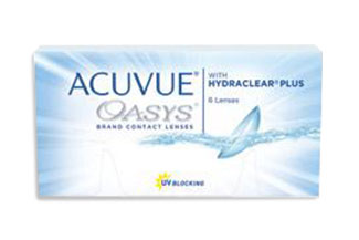 Acuvue Oasys 1 Day Thumbnail