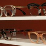 Eyeglasses stand in Toronto, ON