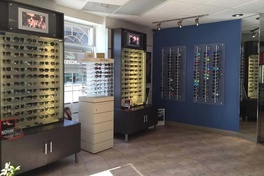 Nu Eyes Vision Center optical area 1