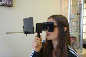 Binocular Stereogram