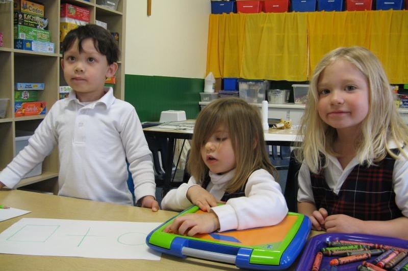 Kids develop