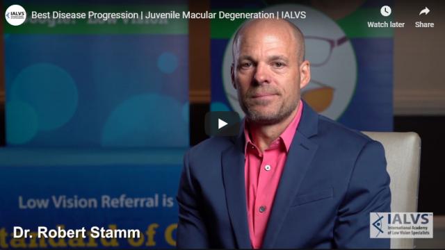 Best Disease Progression Juvenile Macular Degeneration IALVS YouTube