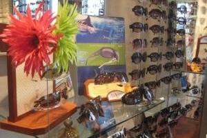 Sunglass display