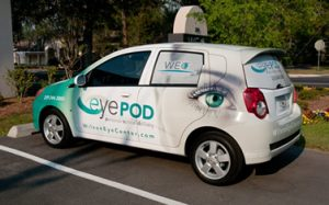 Wilson Eye Center eyepod