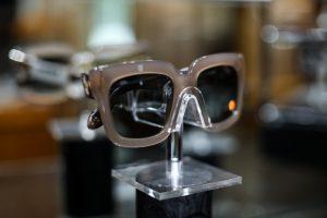 sunglasses on display DESIGNER 5