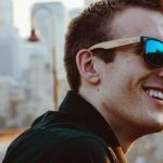 Eye Care, man wearing sunglasses in Washington, IA