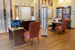 Bandera optical store