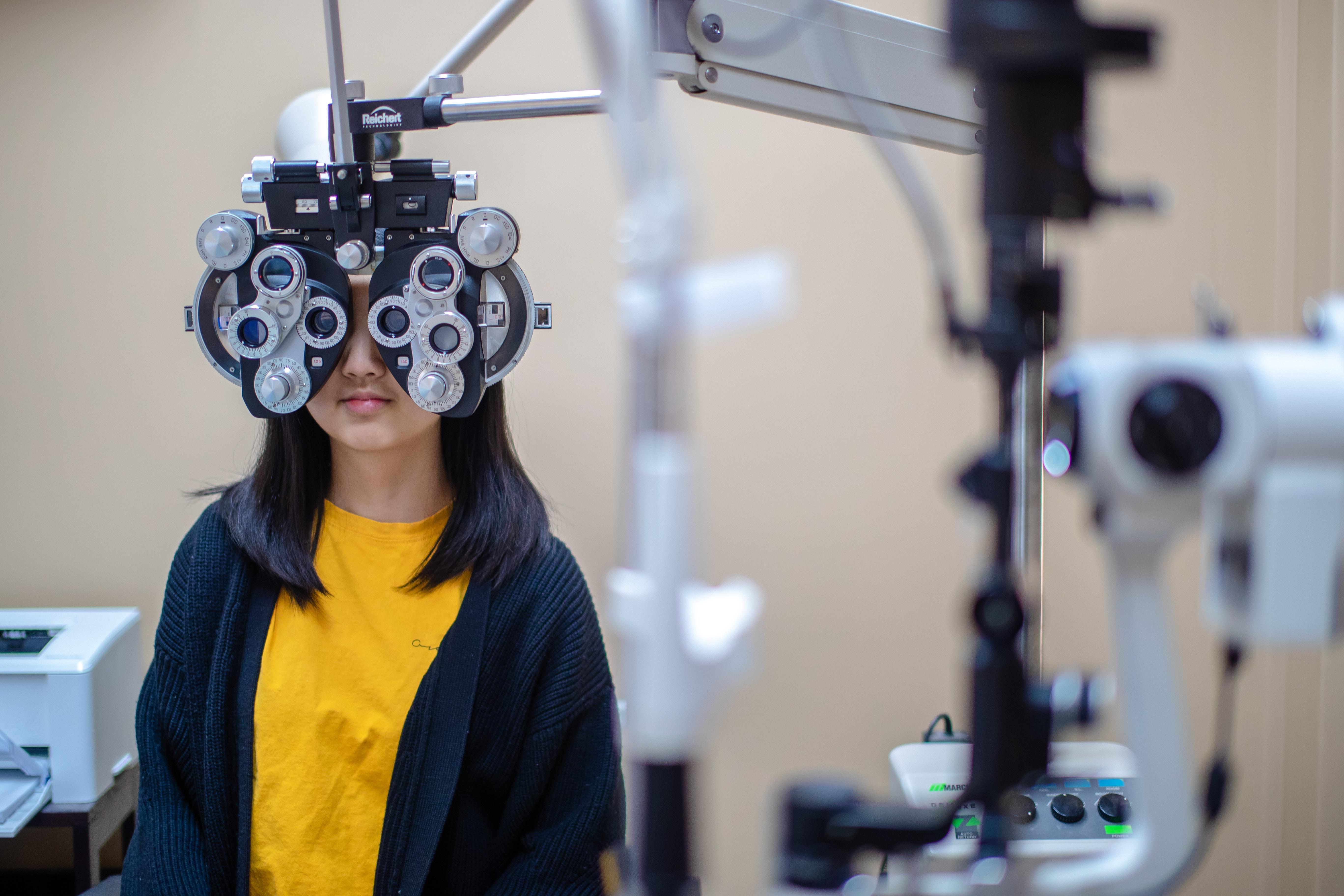 eyeclinicmarkham eye exam