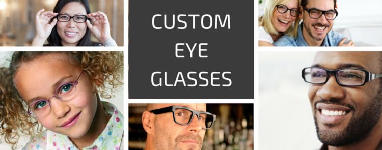 custom eye glasses