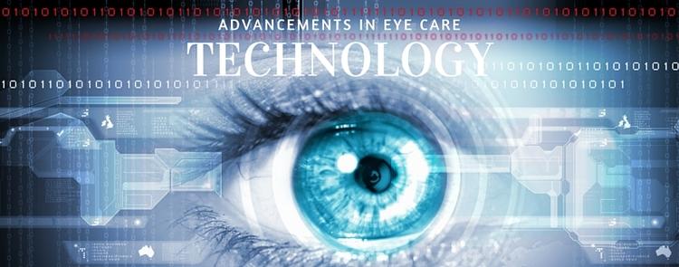 technology eye care