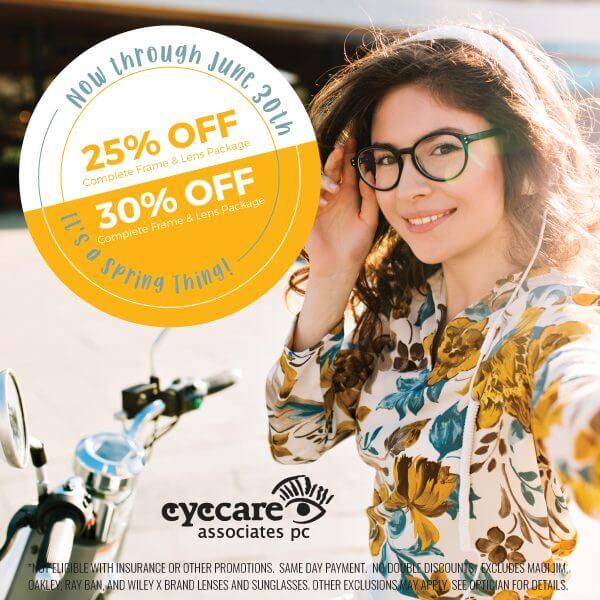 EyecareAssociatesFargo Q2AllThingsSpring Email