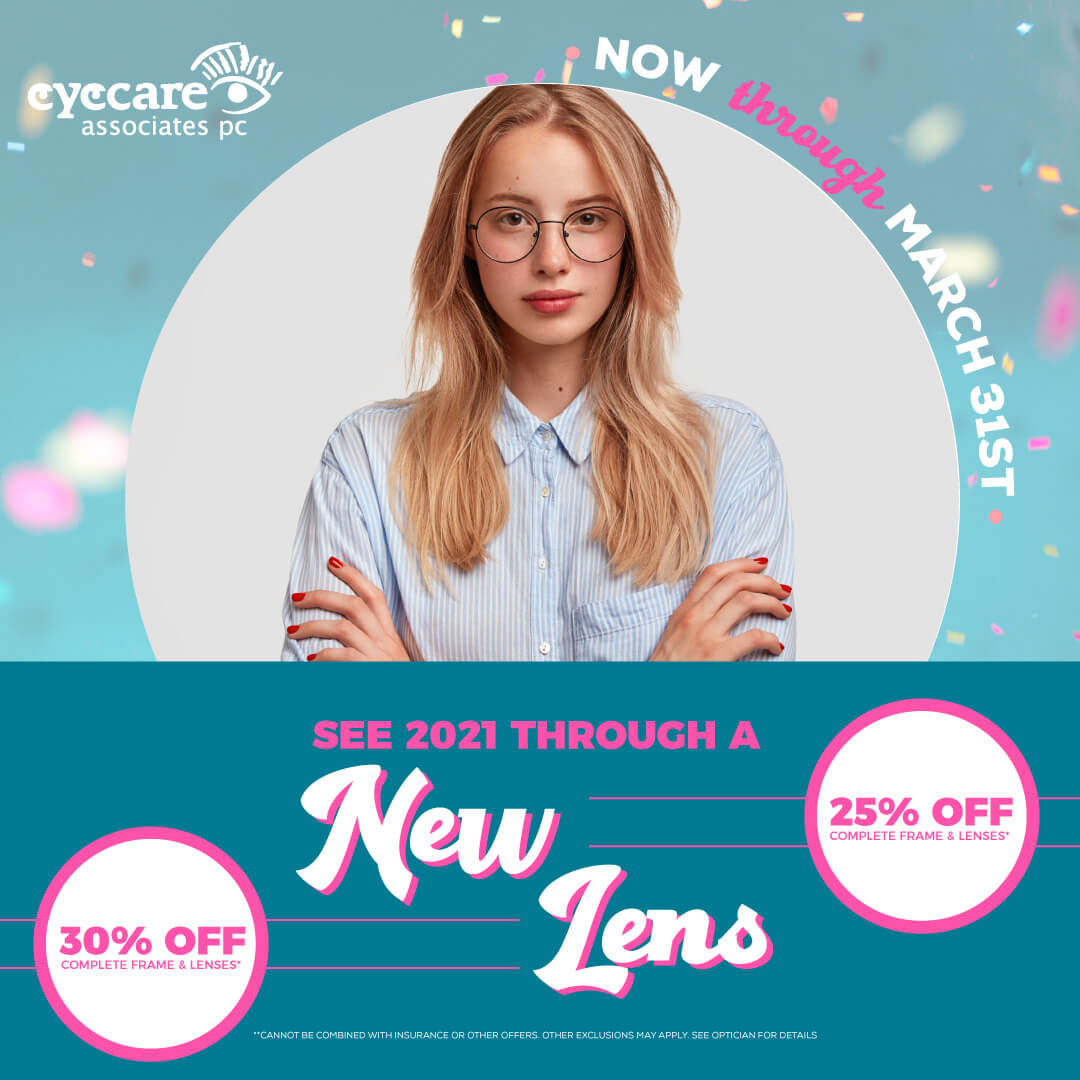 EyecareAssociates See2021ThroughANewLens Social