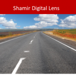 Shamir Digital lens example