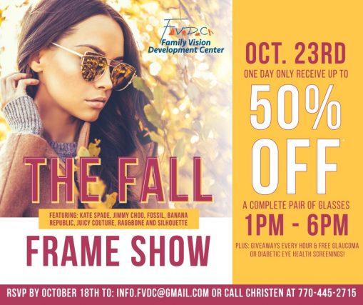 FVDC FallTrunkShow FBPost