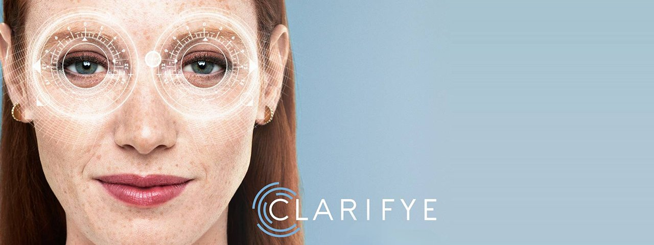 Eye Doctor, clarifye eye exam slide in Brea, CA