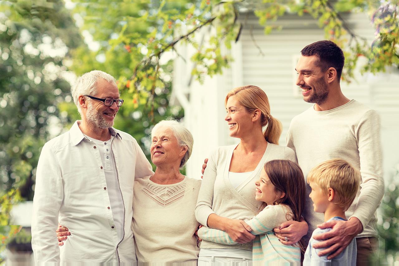 Family Outside - Optometrist, Eye Care, Philadelphia, PA