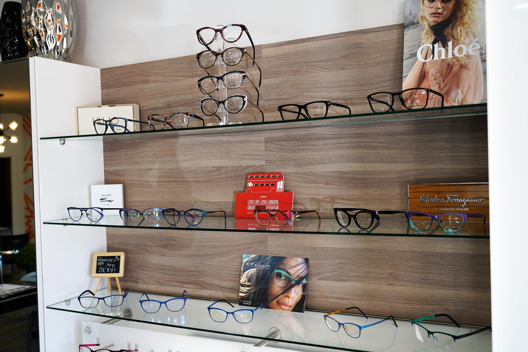 eyeland optometry glasses