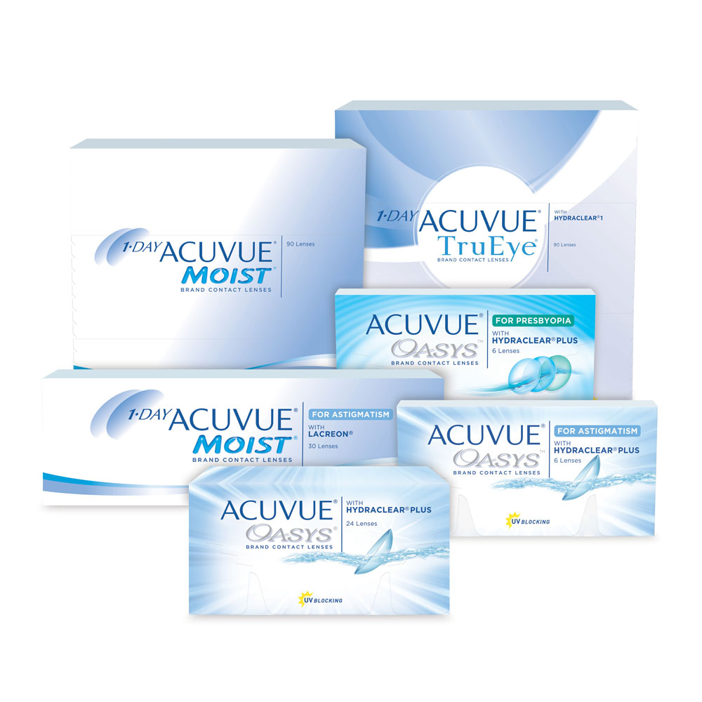 gulf optics acuvue contact lenses dubai new