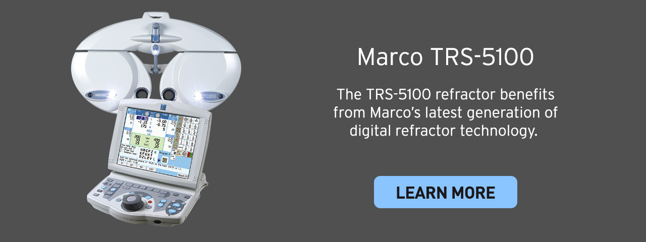 Grand Traverse Family Vision , Retinal Exams with Marco-TRS-5100 in Traverse City, MI.