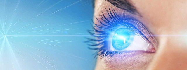 optometrist, woman laser surgery in San Leandro, Concord, Castro Valley, CA