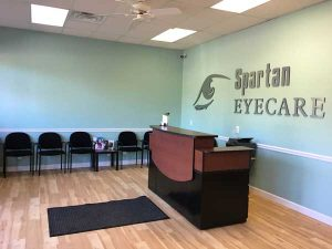 Holt eye care center
