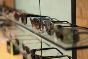 vision on park glasses
