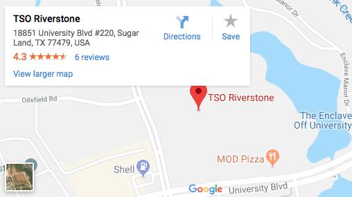 TSO Riverstone Map