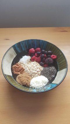 Jessicas oatmeal pic
