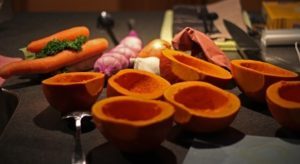 pieces of sliced pumpkins 640
