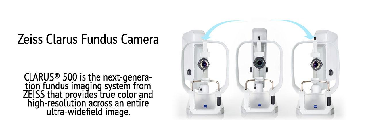 Zeiss Clarus Fundus Camera Ad
