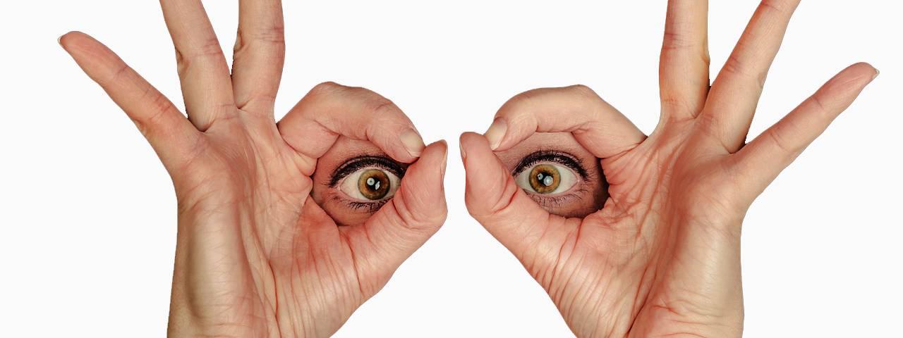 Fingers Framing Eyes 1280x480 1