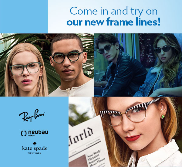 New Frame Lines