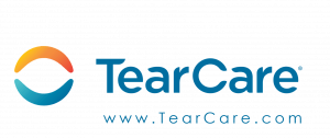 TearCare Logo with website