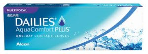 Alcon DAILIES® AquaComfort Plus® Multifocal in N. Phoenix, Tempe, Scottsdale, AZ