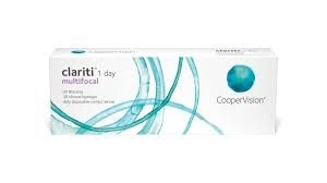 Clariti 1 Day Multifocal Cooper Vision, Contact Lenses in Fredericton, NB