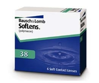 bausch+lomb SofLens38 Contact Lenses