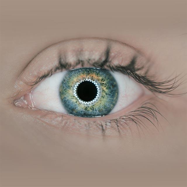 optometrist, beautiful eye in Austin, TX