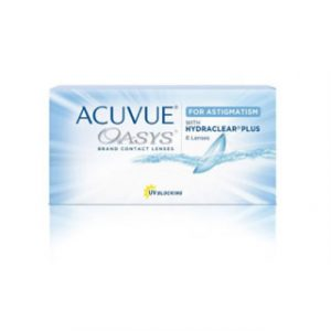 ACUVUE OASYS® 2 WEEK Contacts for ASTIGMATISM