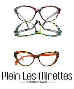 Plein Les Mirettes Eyewear 250x300