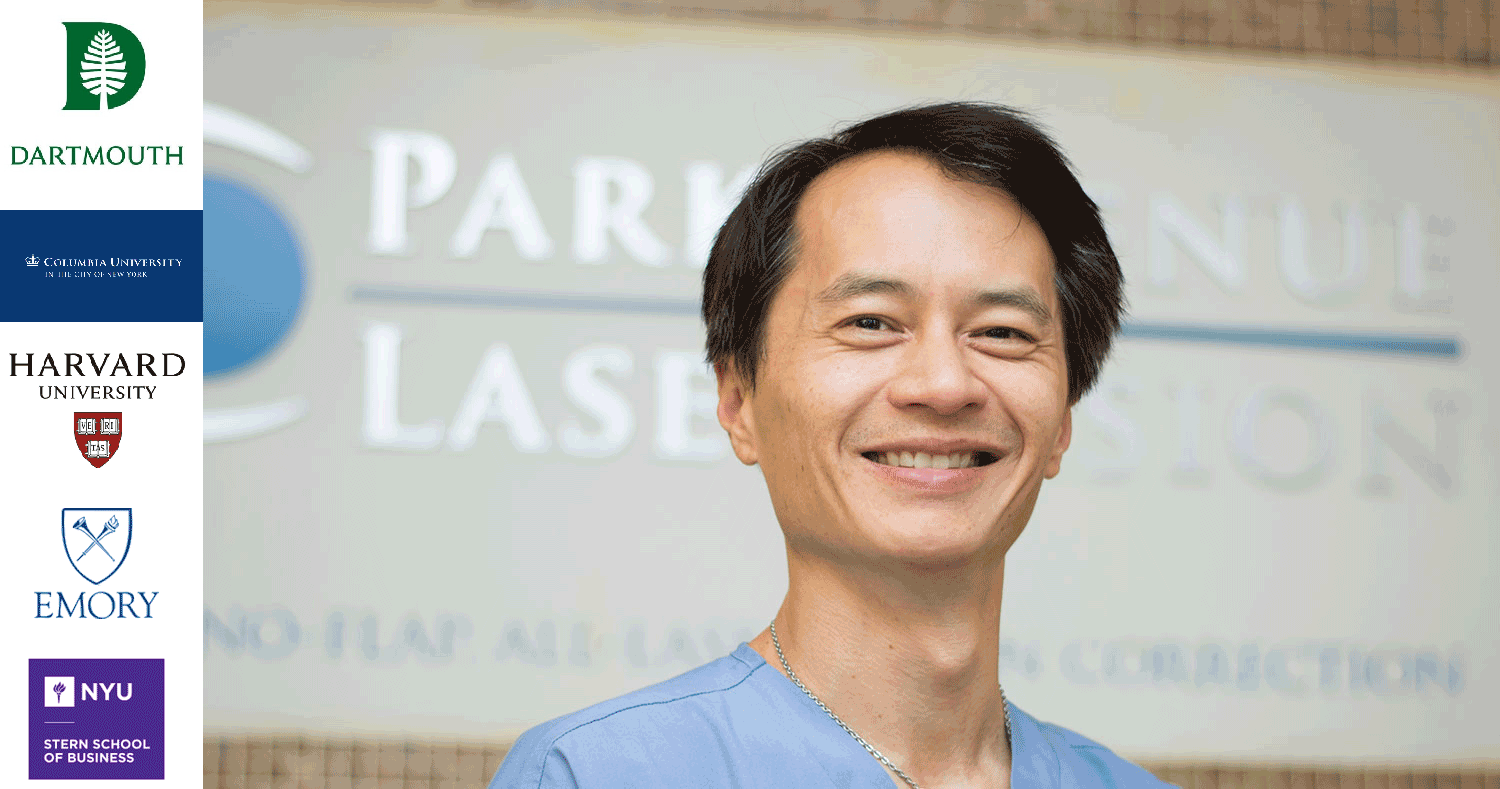 Park Avenue LASEK | 100% Non-invasive Laser Vision Correction in NYC