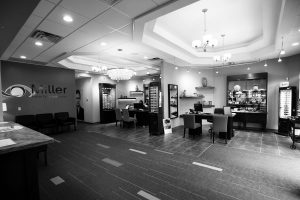 office interior 9627 bw