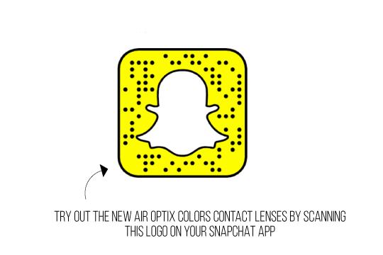AirOptixColors SnapchatGhost