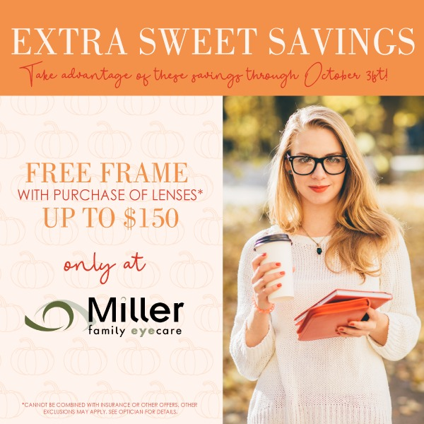 MillerFamily SeptemberOctoberPromotion Email
