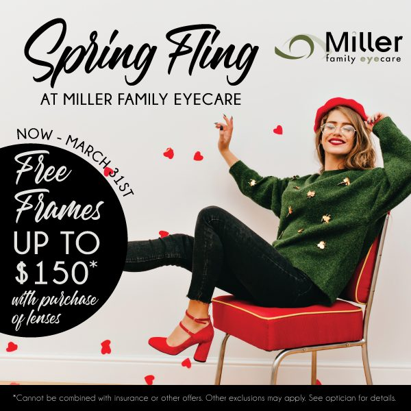 MillerFamilyEyecare FebruaryMarchPromo Eblast